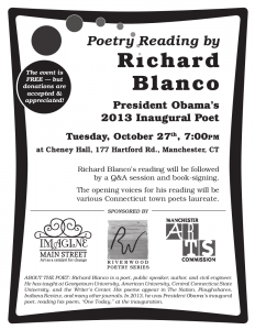 MAC Richard Blanco Flyer